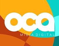 Branding OCA Mídia Digital