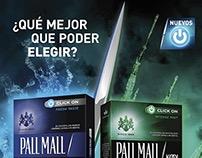 Pall Mall Mentolados