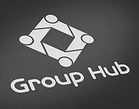 Logo Design - Group Hub