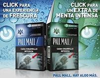 Pall Mall mentolados 2da fase