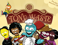 ANIMATION • Tony Waste Game