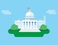 Washington illustration