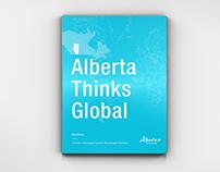 Government of Alberta, book design