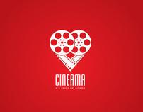 Logotype Cineama