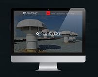 Colovent Website
