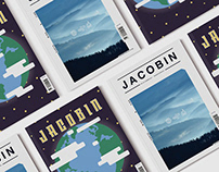 Jacobin Magazine Redesign
