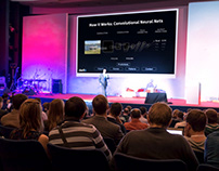 Presentation Design for events and webcasts