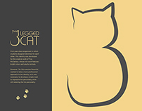 3 Legged Cat