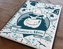 Adventures in Motion | Wallpaper