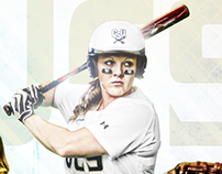 2015 CSU Softball Poster