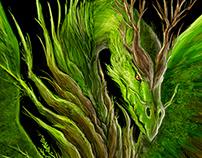 Elemental Dragon / Swamp Dragon