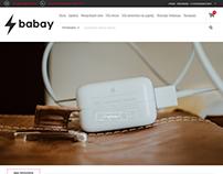 Κατασκευή eshop babay.gr