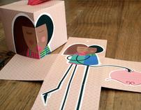 PACKAGING: embalagens individuais para CUPCAKES