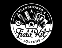 Jostens Yearbooker's Field Kit