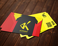 Corporate Business Card Template (Free)