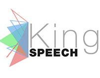 King Speech App - Startup Weekend Project