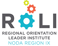NODA Region IX: ROLI Logo