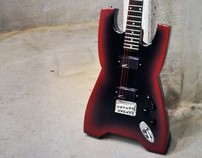Squier by Fender Ironman Guitar