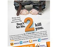 CBHA Colorectal Cancer Prevention Campaign