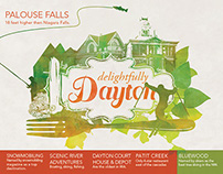 Dayton Washington Tourism Campaign
