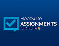 Hootsuite Assignments, Product Video Animation