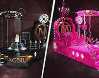 Magnum Pink&Black Parade