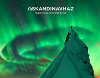Skandináv Ház - brand identity