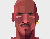 Polygonal Idols / Basketball