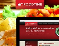 FoodTime | Food delivery service