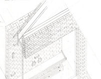 Brick House Reinvention (First Year Term Two Project 2)
