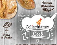 Celiachiamo Lab - Brand identity