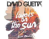 DAVID GUETTA - Lover on the sun (cover)