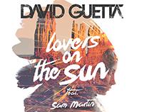 DAVID GUETTA - Lover on the sun (cover)