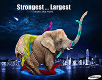Strongest ... Largest