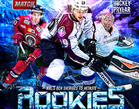 Rookies - Magazine / Cover design