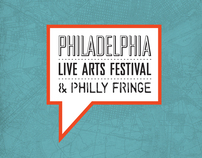 Philadelphia Live Arts and Philly Fringe Festival