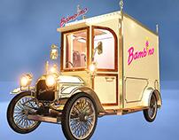 Project Retromobil Omnibus for  Italian Ice-cream