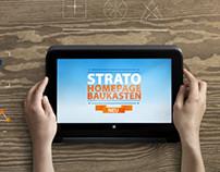 Strato Homepage Baukasten (Directors Cut)