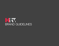 HTV Relaunch - Brand Guidelines
