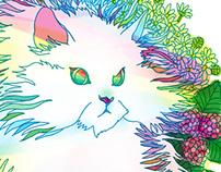 Cat & Razberry