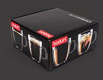 Bodum Glass Packaging | Greg Kaats