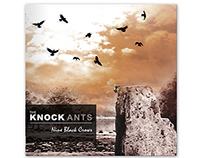 The Knock Ants - Music & CD Cover - April 2014