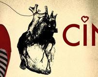 cartaz #ciclo de cinema