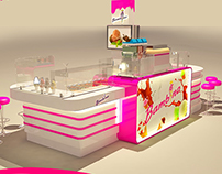 Project Italian Ice-cream BAR