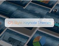 iOS Style Keynote Themes