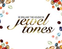 Roamans.com Content - Jewel Tone Trend Slider