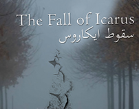 """The Fall of Icarus"" Poster Design"