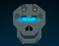 Robot Skull | LifeSaber