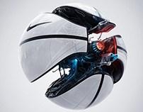 Ars Thanea // Nike Air Ball
