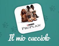 Il Mio Cucciolo (Nestlè Purina Pro Plan) - App Mobile